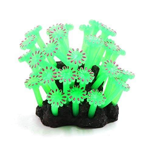 Buy Sensadore Plastic Aquarium Artificial Underwater Plants Landscape Grass 4 Pcs Features Price Reviews Online In India Justdial
