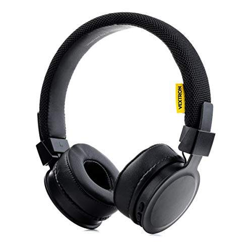 Buy Vextron Native Bluetooth Headphones Black Features Price Reviews Online In India Justdial
