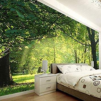 Buy 1 M2 Custom Photo Wallpaper 3d Natural Scenery Wall Decorations Living Room Bedroom Wallpaper Wall Mural Wall Papers Home Decor Mural Features Price Reviews Online In India Justdial