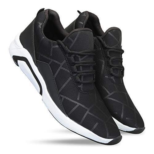 Running Sports Shoes for Men Black