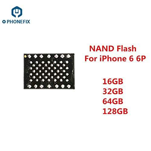 Buy Homely Phonefix Nand Flash Ic Chips Replacement Upgrade Memory With Soldering Balls For Iphone 6 6plus Hard Disk Hdd Chip For 6p 128gb Features Price Reviews Online In India Justdial