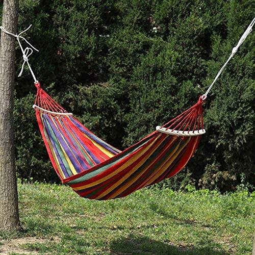 Buy Piyuda Camping Canvas Double Swing Bed Hanging Hammock Chair Features Price Reviews Online In India Justdial