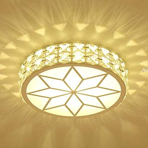 Buy Outgeek Led Ceiling Light Round Square Shape Crystal Decor Lamp Ceiling Mount Lamp Features Price Reviews Online In India Justdial