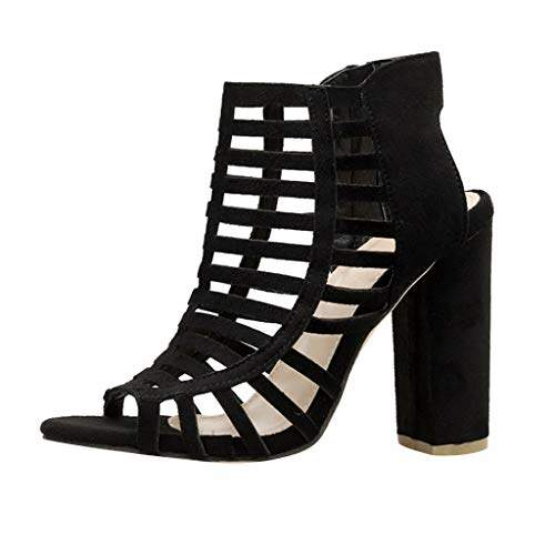 Buy Lailailaily Women Chunky High Heels