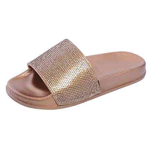 Buy Lailailaily Womens Flat Slides
