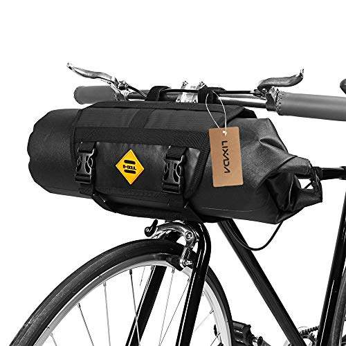 Buy Tooarts Lixada Waterproof Bicycle Handlebar Bag Cycling Mtb Bike Front Basket Bag Pannier Features Price Reviews Online In India Justdial