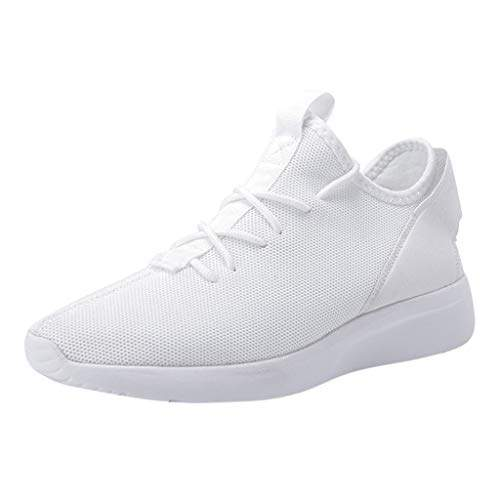 Running Shoes White
