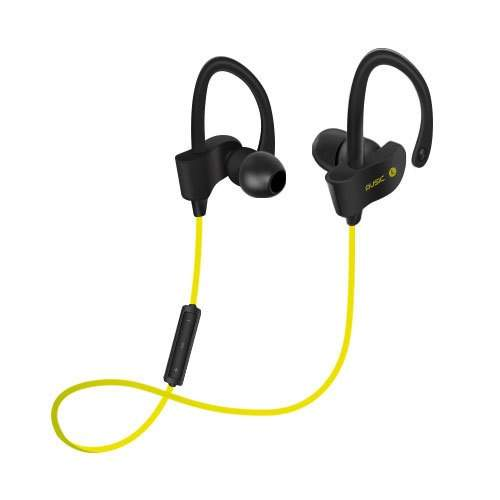 Buy Xiufen Bluetooth Earphone Headphones Sport Bass Wireless Headset With Mic Stereo Bluetooth Earbuds For Iphone Phone Yellow Features Price Reviews Online In India Justdial