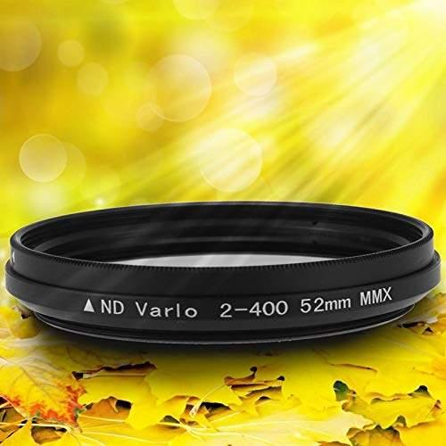 F3.5-5.6 ASPH Lens ND8 ND Neutral Density Motion Blur Shutter Speed Filter for Panasonic LUMIX G Vario 12-32mm