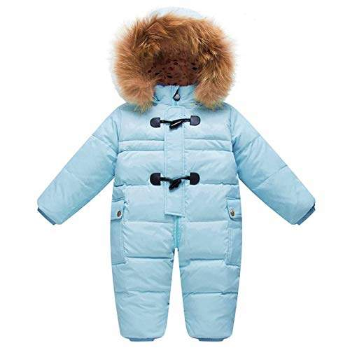 Buy Baby Outerwear Coat Girls Boys Snow Wear Rompers Children's Winter  Jumpsuit Enfant Ski Hooded Fur Snowsuit Child Carnaval Outfit, Features,  Price, Reviews Online in India - Justdial