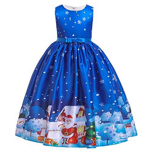 Buy Ywoow 12 13 Years Old Kids Child Girls Cartoon Princess Pageant Gown Christmas Party Dress Blue Features Price Reviews Online In India Justdial