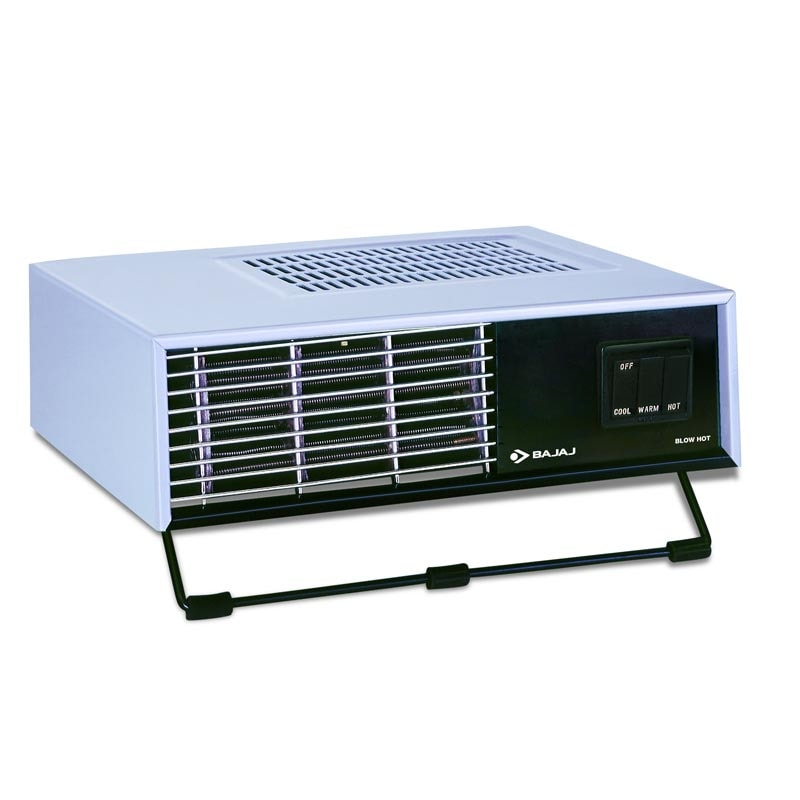 Buy Bajaj Blow Hot Room Heater 267240 Features Price Reviews Online In India Justdial