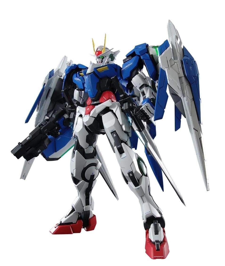 Buy Bandai Hobby Gundam 00 Raiser 1 60 Perfect Grade Model Kit Features Price Reviews Online In India Justdial
