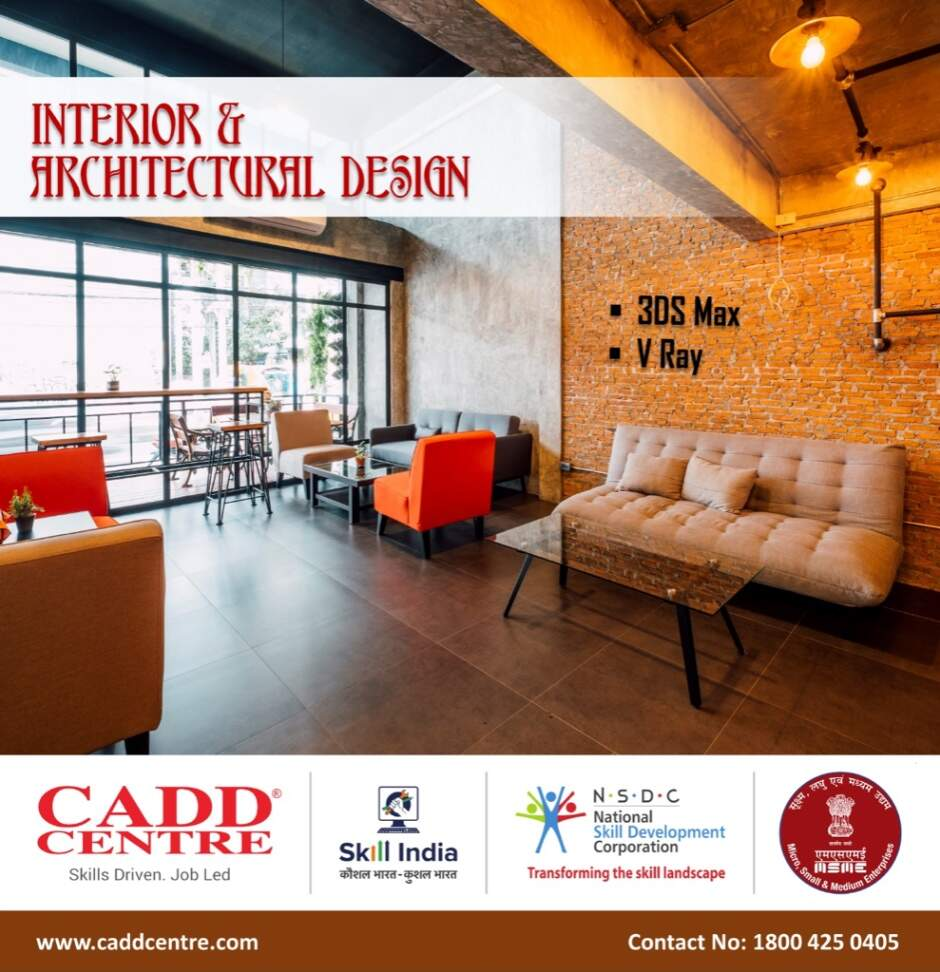 Course On Interior Architectural Design At Best Price Course On Interior Architectural Design By Cadd Centre In Sangamner Justdial