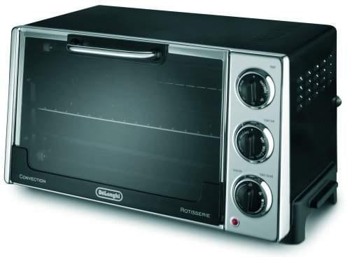 Buy DeLonghi RO2058 6-Slice Convection Toaster Oven with Rotisserie,  Features, Price, Reviews Online in India - Justdial