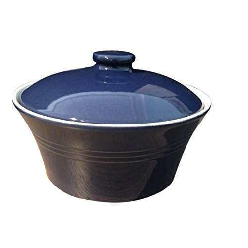 Buy Euro Ceramica Inc Cla 35031b Claudia Casserole And Lid Large Blue Features Price Reviews Online In India Justdial