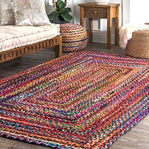Hand Loomed Rug At Best Price