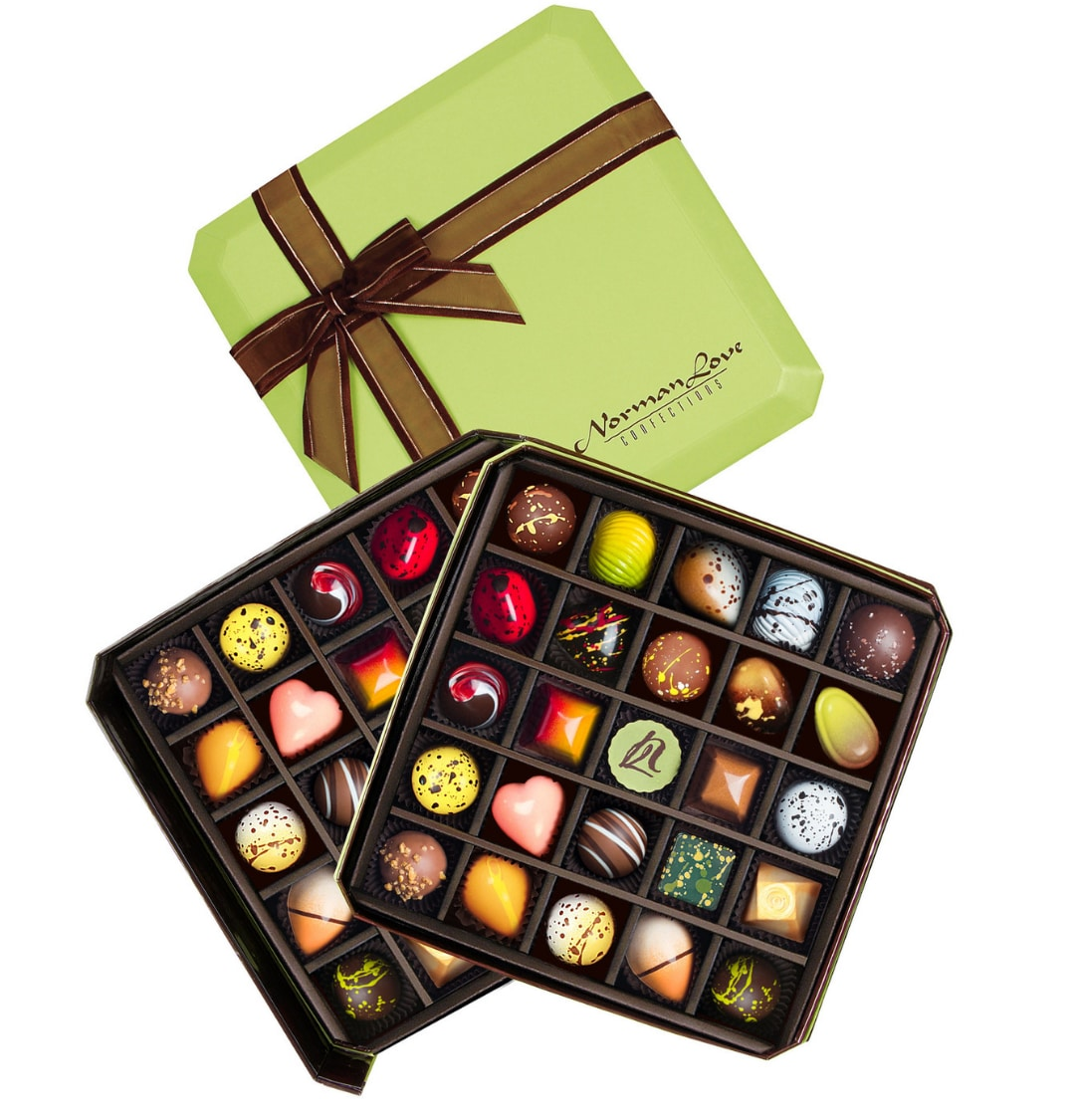 Homemade Chocolates Gift Box At Best Price Homemade Chocolates Gift Box By Joy Delights In Tirupati Justdial