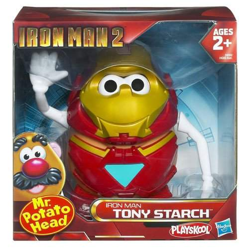 Buy Iron Man Mr Potato Head Tony Starch Features Price Reviews Online In India Justdial