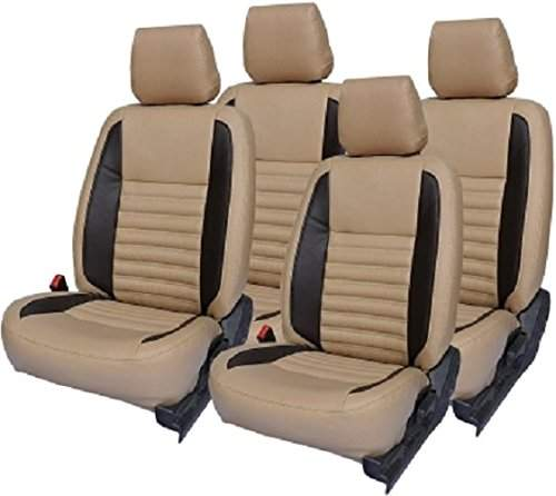 Khushal Leatherite Car Seat Covers, Tampa Bay Buccaneers Car Seat Covers