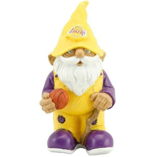 LA Lakers Mini Gnome