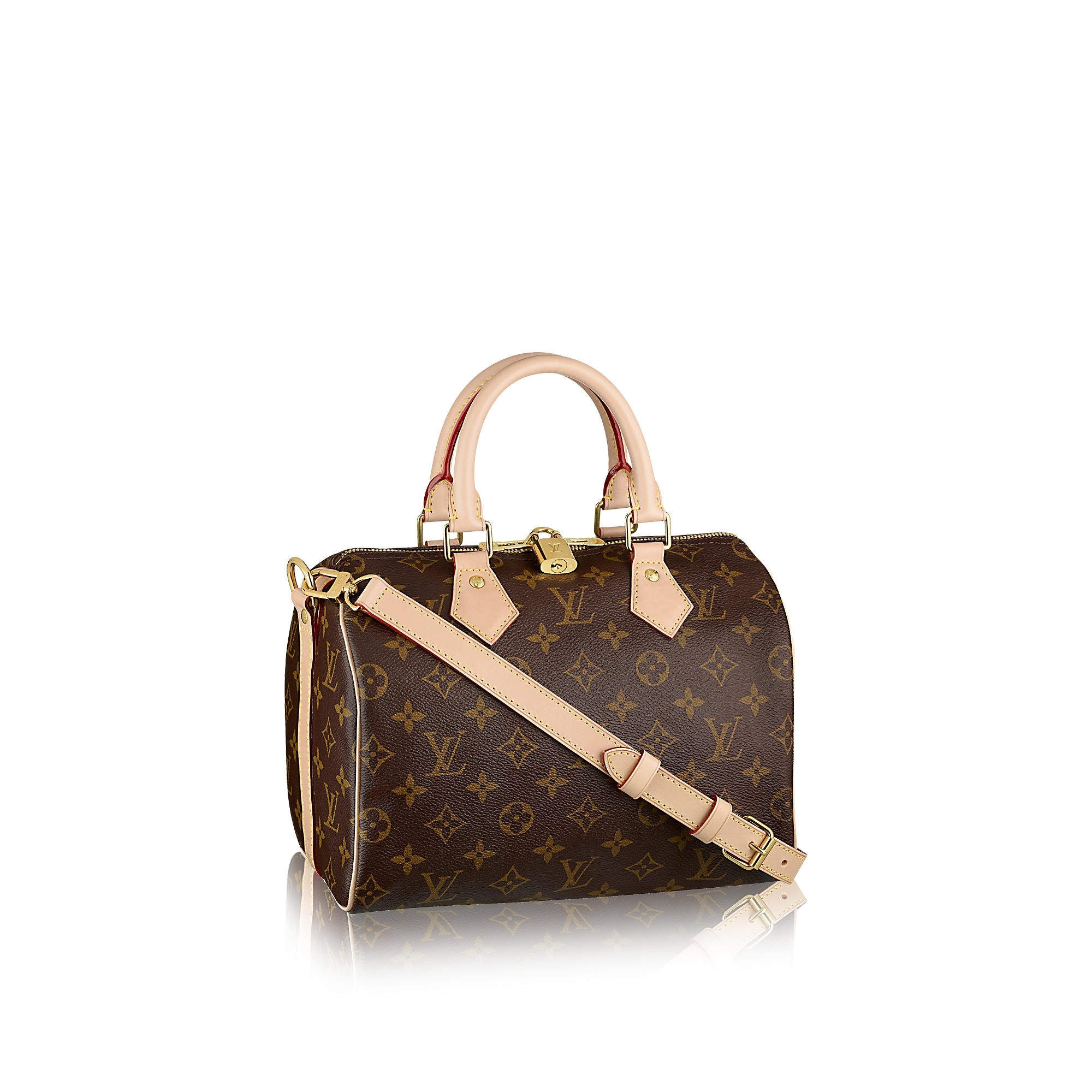 Buy Louis Vuitton Women Speedy Bandouliere 25 Monogram Canvas [M41113],  Features, Price, Reviews Online in India - Justdial