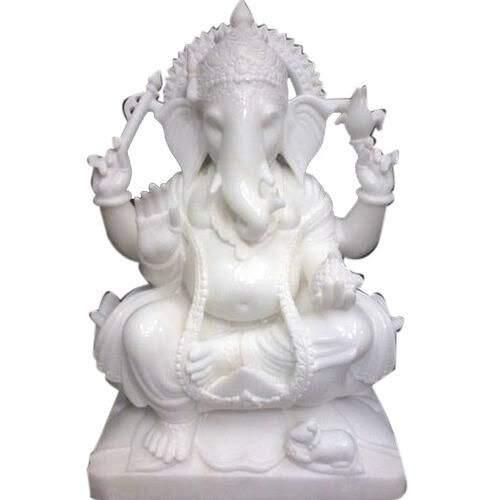 Marble Ganesh Idol At Best Price Marble Ganesh Idol By Royal