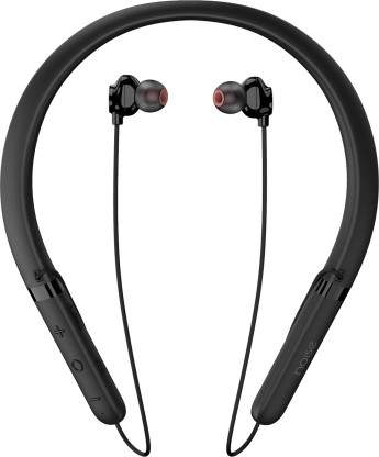 Buy Noise Tune Charge Neckband Bluetooth Headset With Mic Jet Black In The Ear Features Price Reviews Online In India Justdial