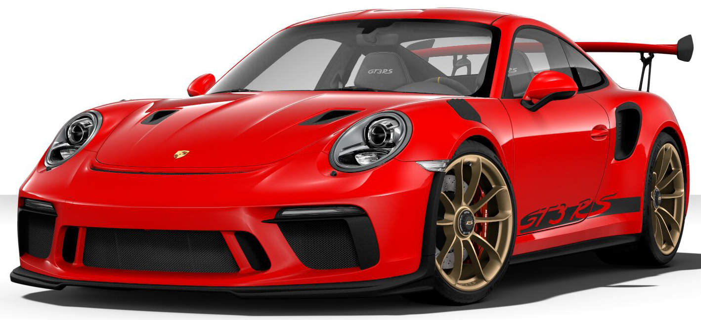 Buy Porsche 911 Gt3 Rs Bs6 Petrol Guards Red Features Price Reviews Online In India Justdial