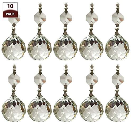 Rasmy Home Decors Replacement, Chandelier Replacement Glass Beads