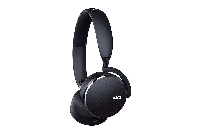 Buy Samsung Akg Y500 Bluetooth Headphones Gp Y500hahhcadblack Features Price Reviews Online In India Justdial