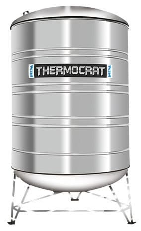 Buy Sheetal 1000 Litres Thermocrat Stainless Steel Water Storage Tank Features Price Reviews Online In India Justdial