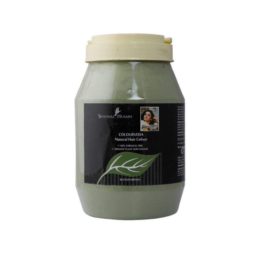 Buy Shahnaz Husain Colourveda Natural Hair Colour 1000 Gms Features Price Reviews Online In India Justdial