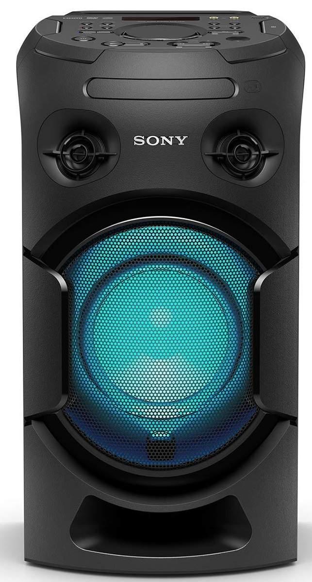 Sony MHC-V8D High Power Portable Party Speaker System Black