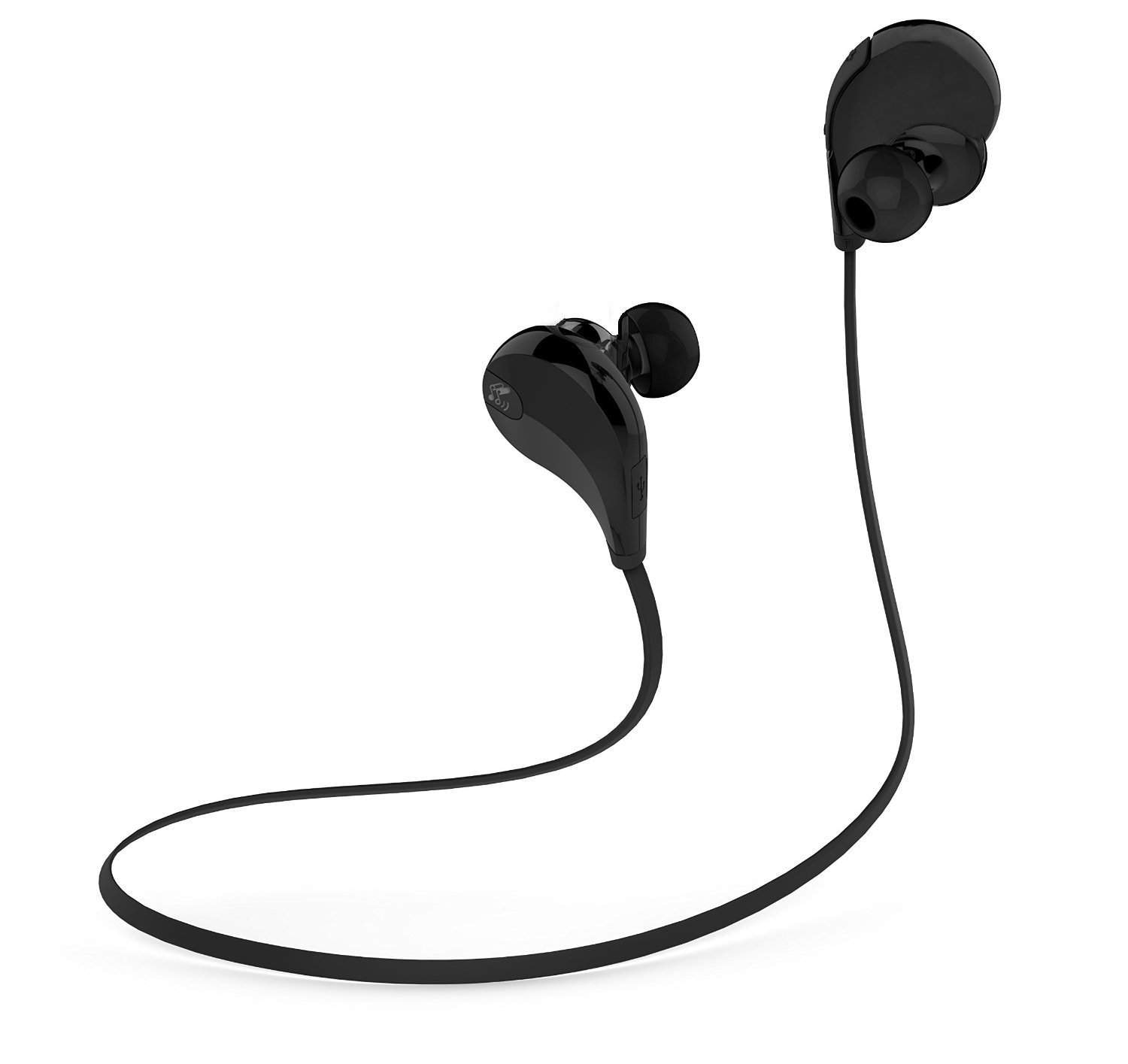 Buy Soundpeats Qy7 In Ear Headphone Black Features Price Reviews Online In India Justdial