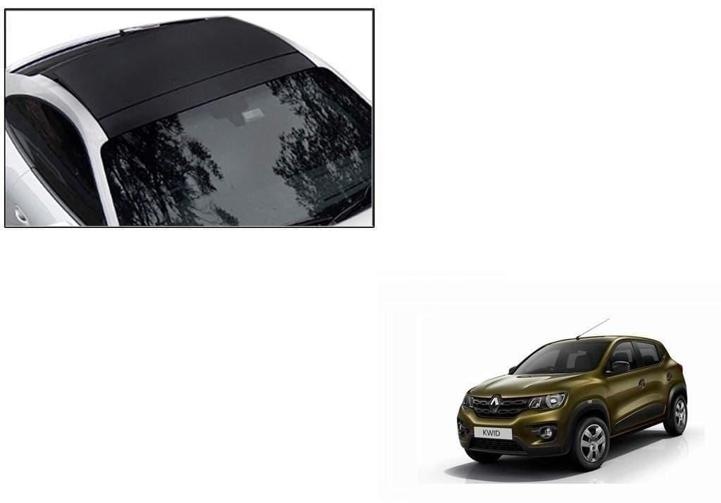 Buy Speedwav Car Roof Wrap Sheet Matt Black Renault Kwid Features Price Reviews Online In India Justdial