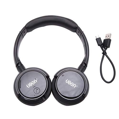 Buy Ubon Bt 5600 Wireless Bluetooth Headphone With Card Support And Pure Stereo Wireless Sound Color May Vary Features Price Reviews Online In India Justdial
