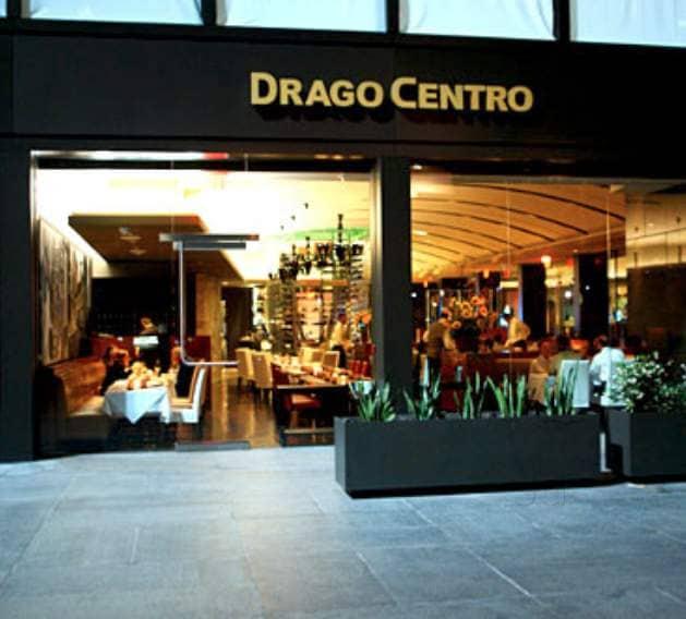 Drago Centro Near Standard Hotel Los Angeles Best Restaurant Justdial Us
