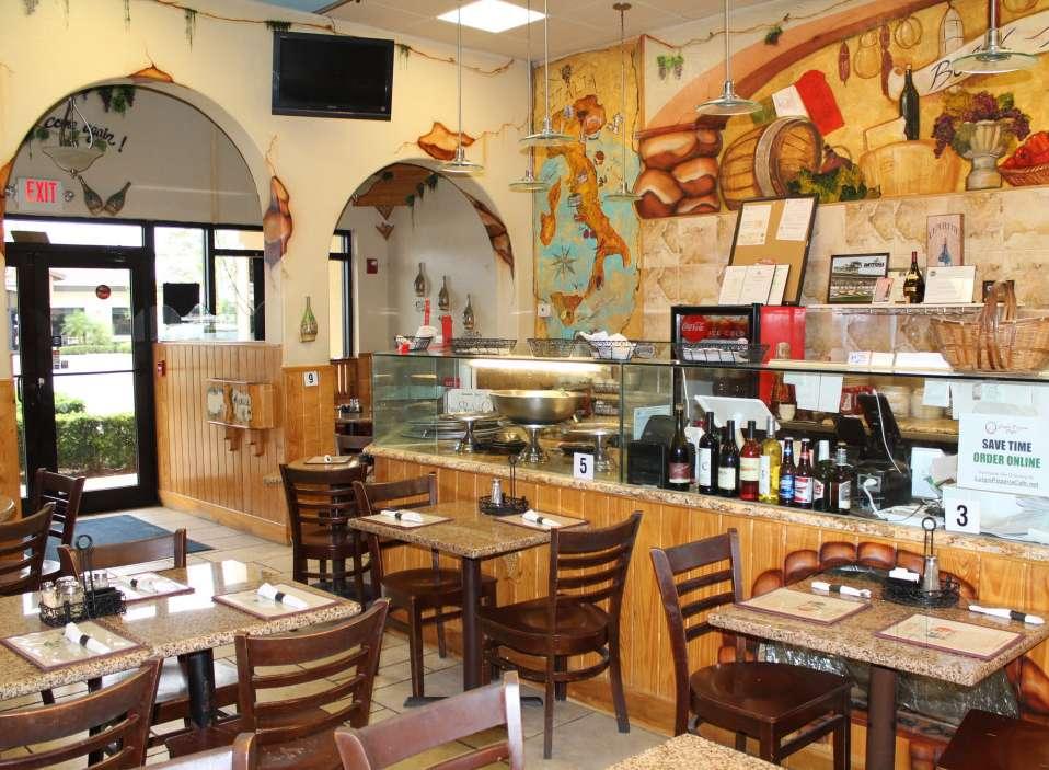 Gaetano S Pizzeria Restaurant Near S Williamson Blvd