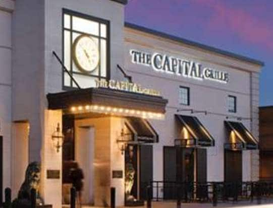 The Capital Grille Near Byrd Ave Old Country Rd Garden City